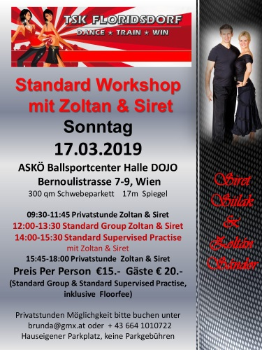 Standard Workshop SiretZoltan